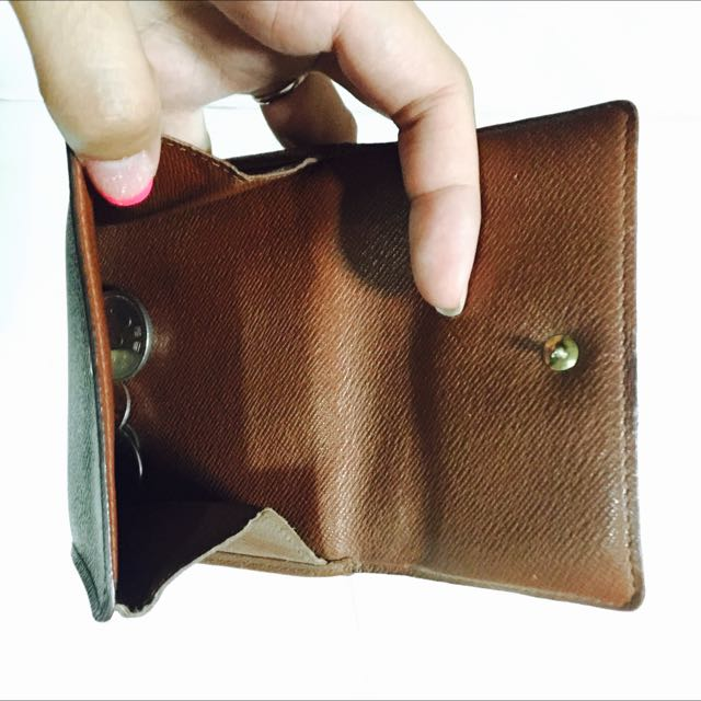preloved authentic louis vuitton wallet