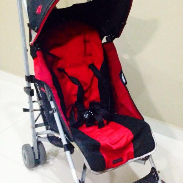 Pre-loved Mc Laren Quest Baby Stroller / Pram
