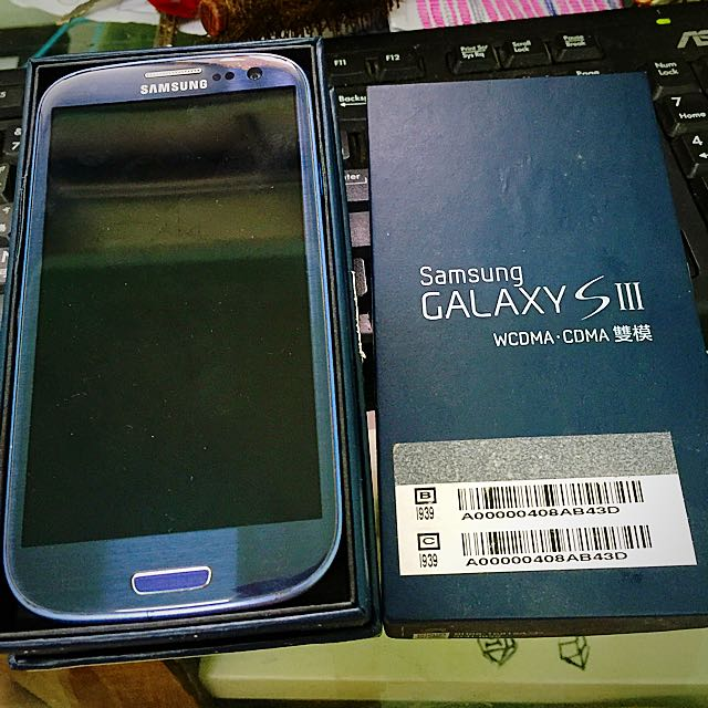 SAMSUNG GALAXY S3 - I939