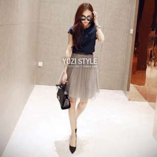 韓版氣質洋裝