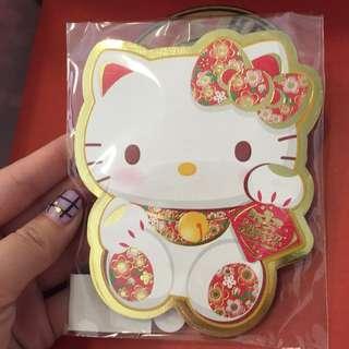 Kitty紅包袋 6入