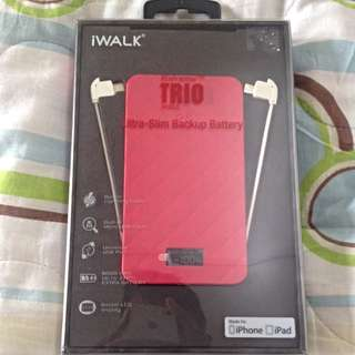 iWALK Extreme Trio 6000 Ultra Slim Portable Charger