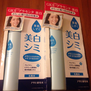 【現貨】ASAHI 淡斑美白化妝水 170ml