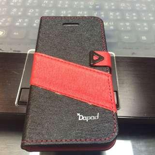 紅黑手機殼