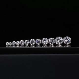 Brand New S925 silver Crystal Earring