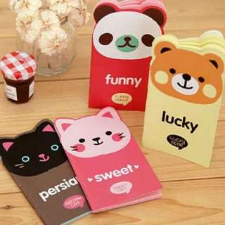 Notebook Made In Korea, Kid Party Gift