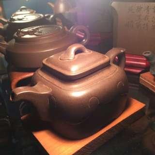 早期 紫砂茗壺