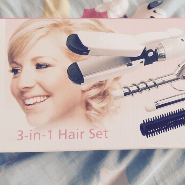 3 in 1 Hair Set