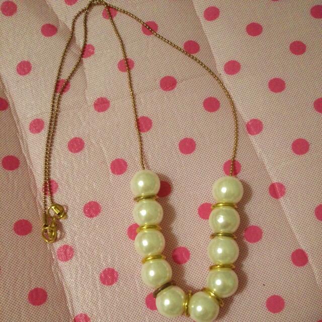 珠珠造型項鍊