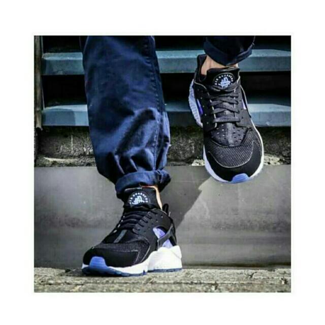 武士鞋 黑藍 渲染 圖別人的 鞋國外代購 保證正貨 兩雙 US8號 26CM 給小腳的你 適合25CM