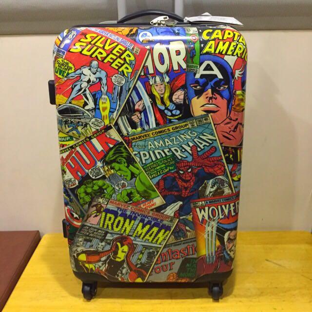 全新 Marvel系列 24吋 行李箱