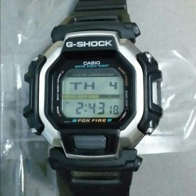 dbe98369c64 Casio G-Shock Vintage DW-8195 Gangsters Gundam Heavy Metal Legendary ...