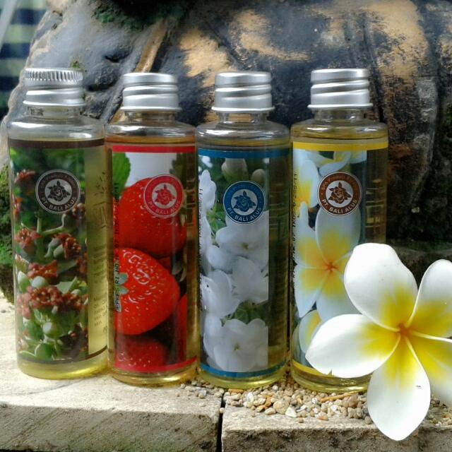 Massage Oil Skin Nutrition Bali Alus