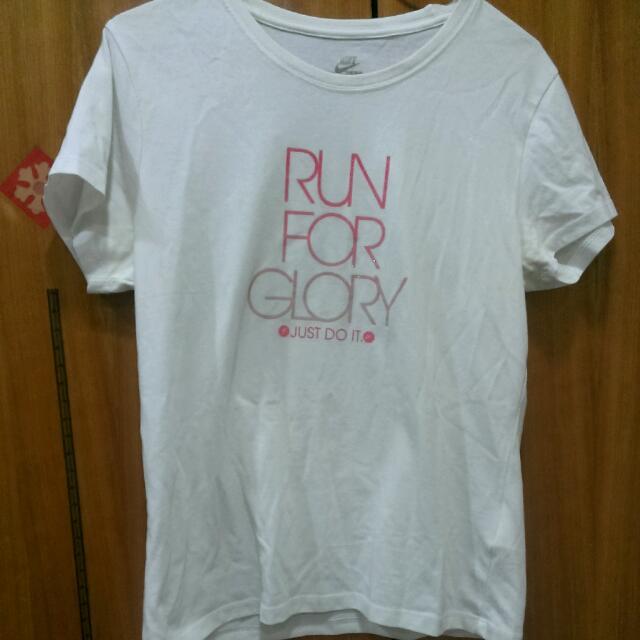 Nike Run For Glory 短t