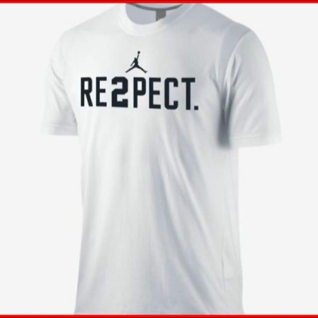 6c80f0afff82 Official NIKE Derek Jeter RE2PECT Jordan T-Shirt US size-S