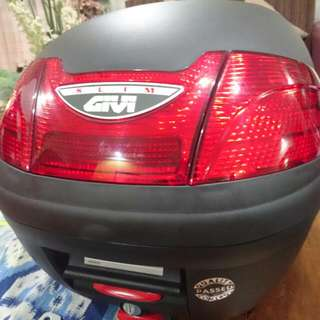 Givi Slim Motorcycle Box (Reserved)