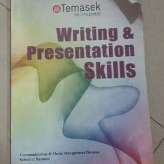 Writing And Presentation Skills Textbook