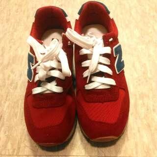 流行N字鞋