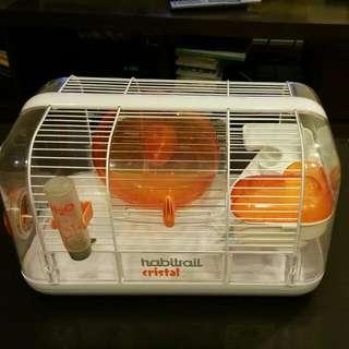 **Pending**Preloved Habitrail Cristal Hamster Cage