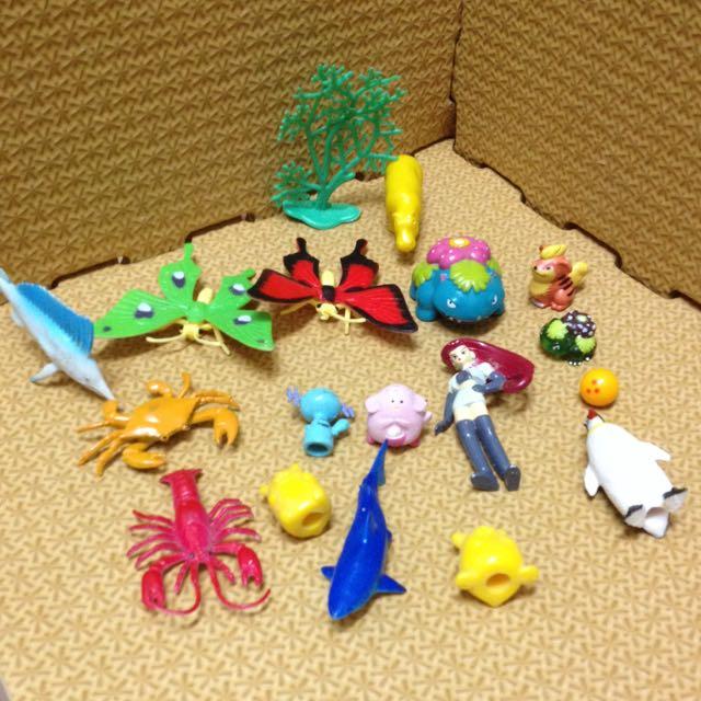 玩具(全部40元單售5元)