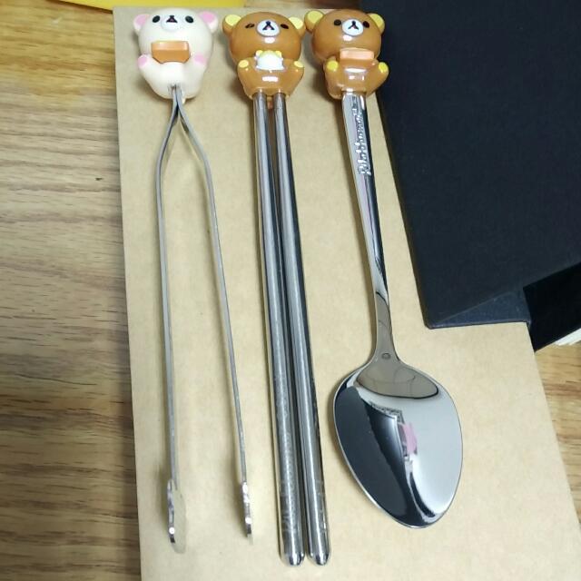 拉拉熊餐具