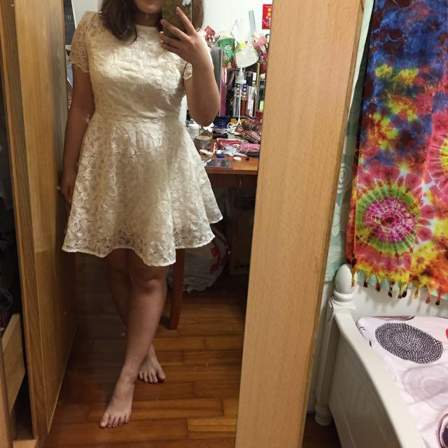 東區購入可愛小洋裝(含運)