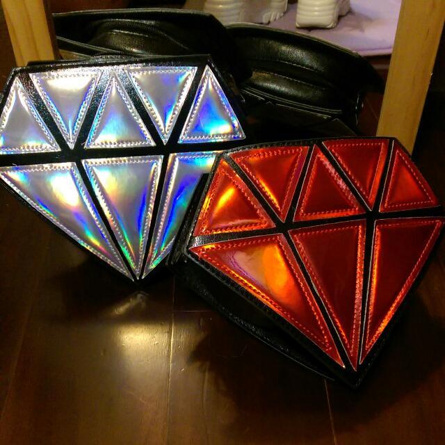 🌹[新品到貨]超美鑽石包