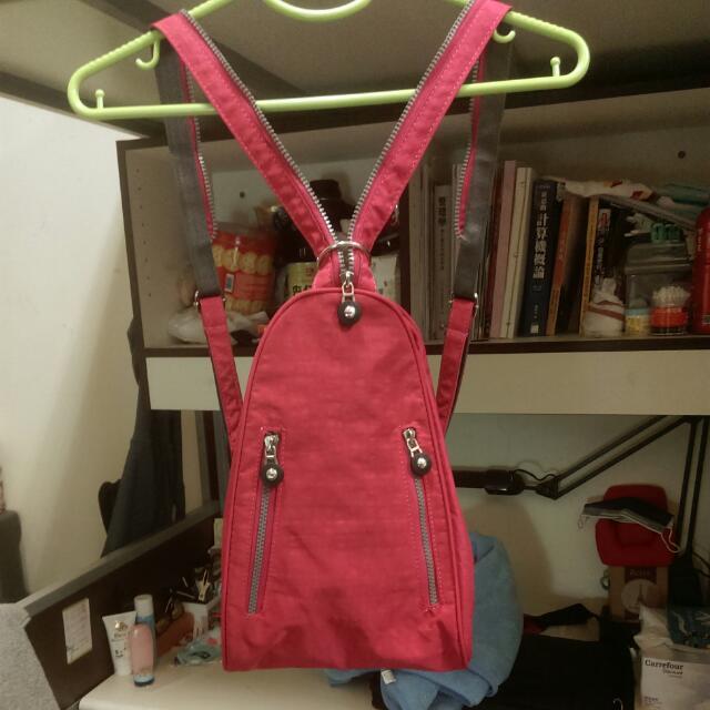 變換造型背包