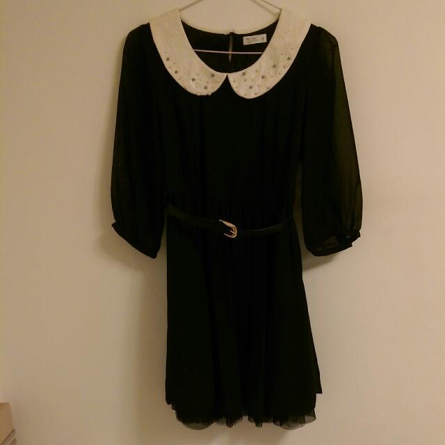 (全新)氣質洋裝