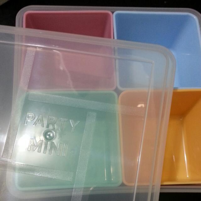 四色微波盒
