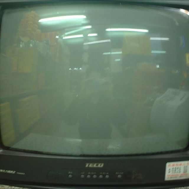 東元電視機 20吋(完成交易送sony錄放影機及20卷帶子)