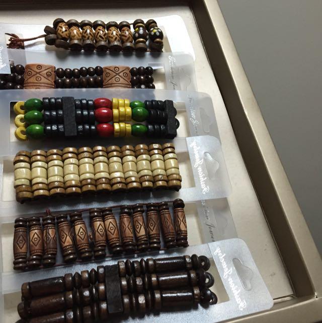 🆕 Tribal Bracelets