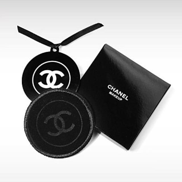 (售出)Chanel香奈兒 緞帶復古小圓鏡