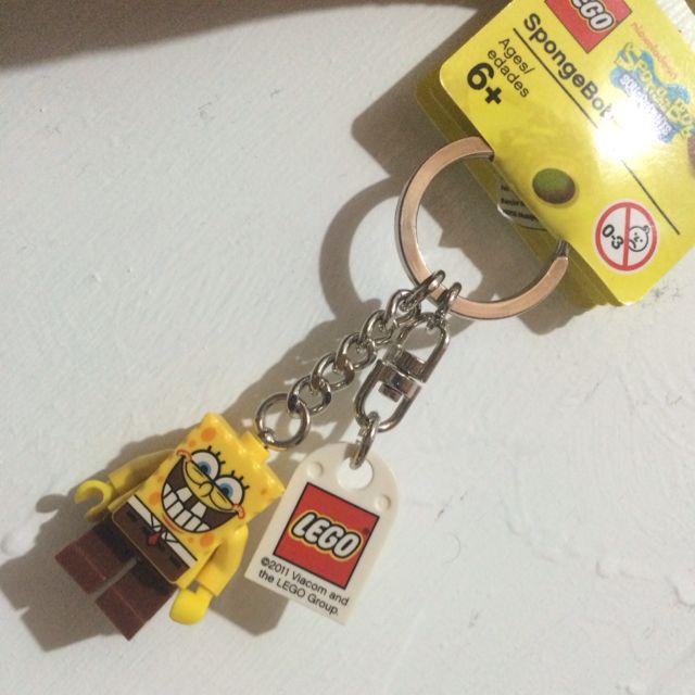 LEGO 樂高 海綿寶寶