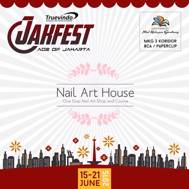 Nail art House Pop Up Market!