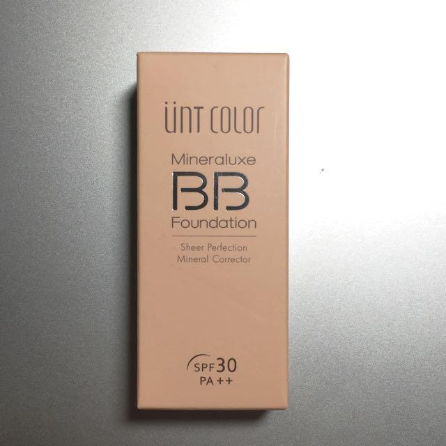 [ÜNT] 十礦肌緻BB霜 SPF30PA++ (40ml)