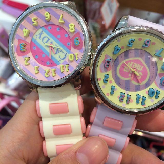 Swimmer 手錶