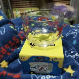 玩具總動員Toy Story (トイ·ストーリー)ㄧ番賞❤️玻璃碗