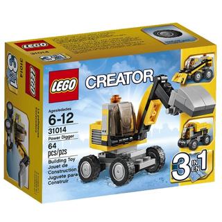 (Reserved) BNIB LEGO Creator 31014 Power Digger