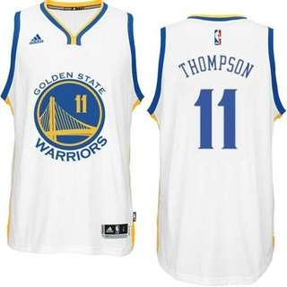 Klay Thompson 2015 勇士隊一般主場球衣