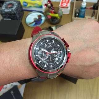 Armani Exchange 手錶 AX 配件 腕表 阿曼尼