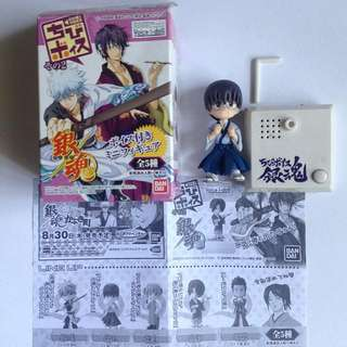 Gintama Chibi Voice I-Doll Shinpachi