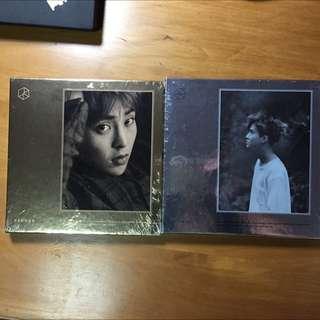 [PENDING] EXO EXODUS ALBUM SEALED