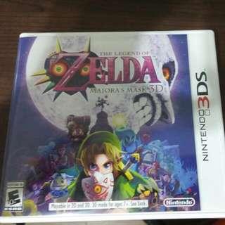 Legend of Zelda Majora's Mask 3D (reserved)