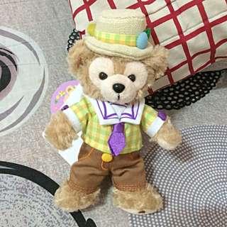(已預訂保留中)東京迪士尼達菲熊吊飾