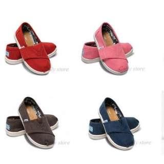 Toms童鞋 正品 歡迎詢價