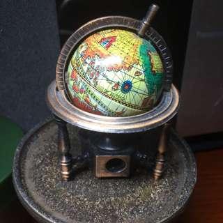 地球儀削鉛筆器