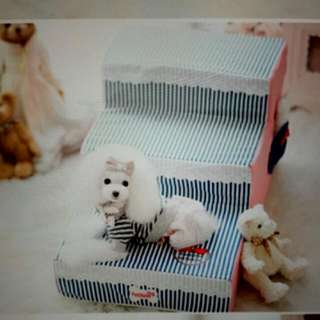 ***Sold** Dogs Stairs