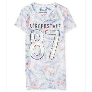 降價了《全新》AEROPOSTALE T-shirt _s號_七夕送禮首選❤️