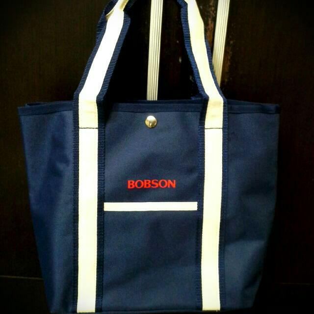 全新*時尚BOBSON手提袋